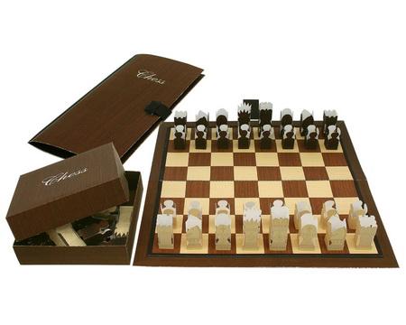 Шахматы — настольная логическая игра со специальными фигурами
