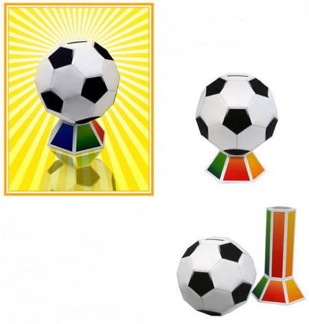 football-money-box